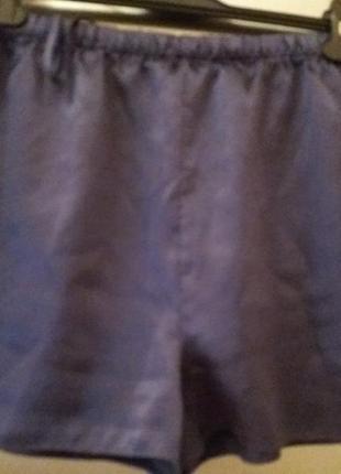 Пижамные шорты-14р