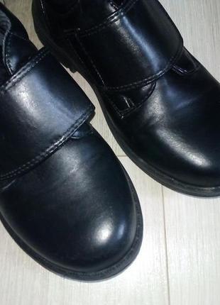 Отличные классические туфли для мальчика2 фото