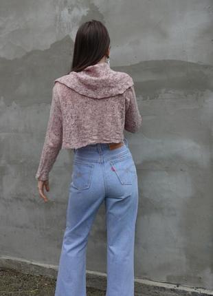 Винтажные джинсы diesel высокая посадка