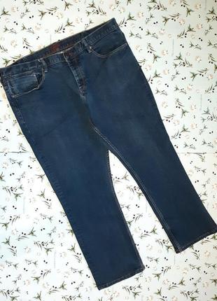 Акция 1+1=3 фирменные узкие джинсы стрейч penguin оригинал, размер 58 - 60