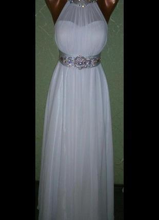 Роскошное новое  платье в греческом стиле для изящной девушки