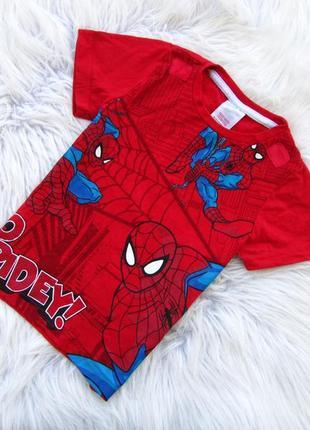 Стильная футболка avon spiderman