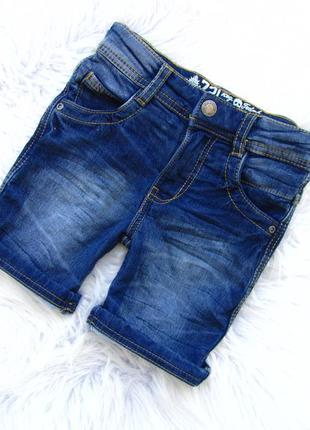 Стильные и качественные джинсовые шорты topolino