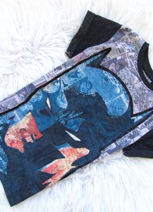 Стильная футболка next batman