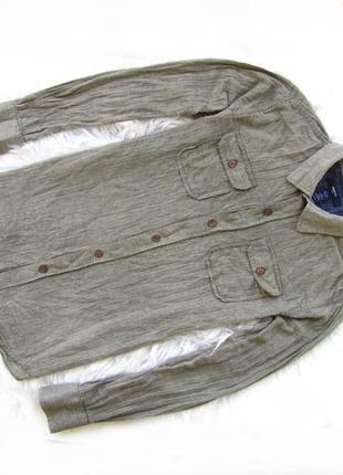 Качественная и стильная рубашка gap