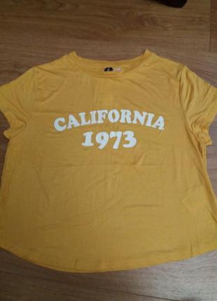 Футболка california