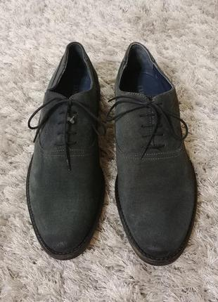 Туфлі san marina нат.замшa.