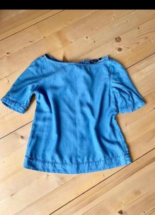 Джинсова блузка
