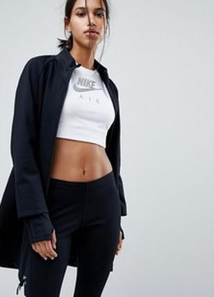 Флисовая удлинённая спортивная куртка кофта тёплая ветровка🌸🌸🌸xxl(52)