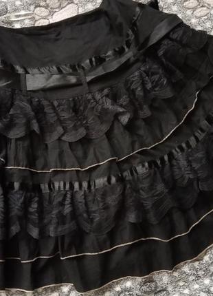 Moschino шикарная юбка