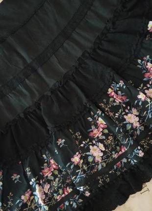 Orsay милая юбка 100% хлопок