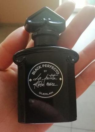 Guerlain black perfect, духи оригинал 100%