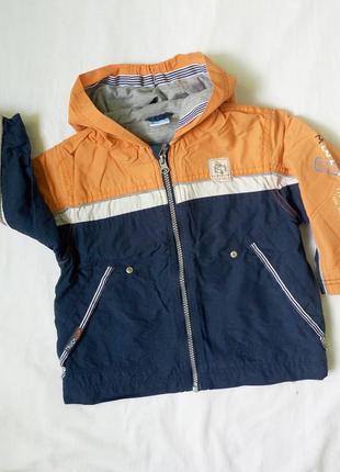 Куртка ветровка, 98-104  см