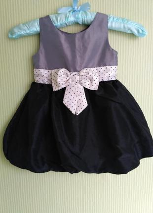 Платье нарядное 1,5-2 года