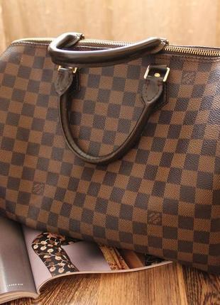ea634040a152 Сумка louis vuitton speedy 35 см. Louis Vuitton, цена - 750 грн ...