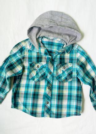 Рубашка, 86-92 см