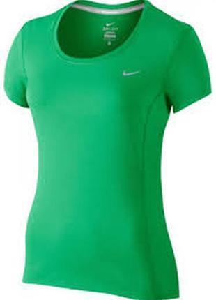 Женская футболка nike dri-fit  оригинал