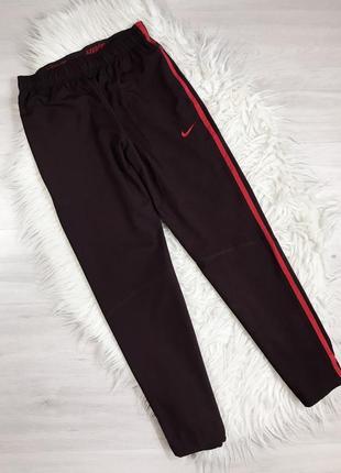 Крутые спортивные штаны с лампасами nike