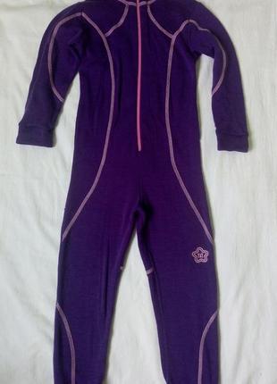 Термо костюм из шерсти мериноса, термобелье