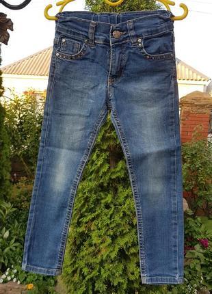 Узкие джинсы бемби р.98