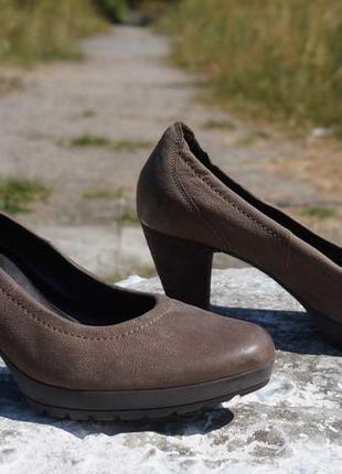 Шикарні жіночі туфлі hogl