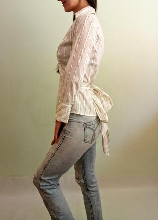 Блуза на запах3 фото