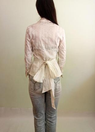 Блуза на запах4 фото