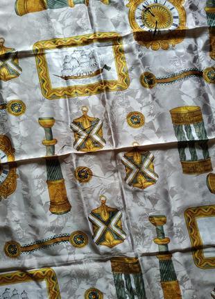Шелковый платок