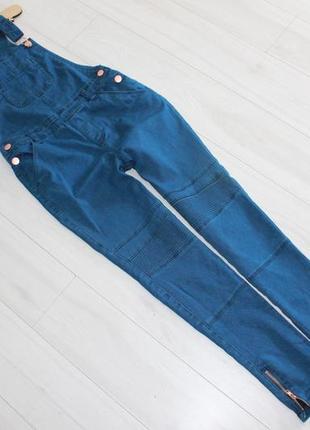 Комбинезон джинсовый на 12 лет или разм s denim co