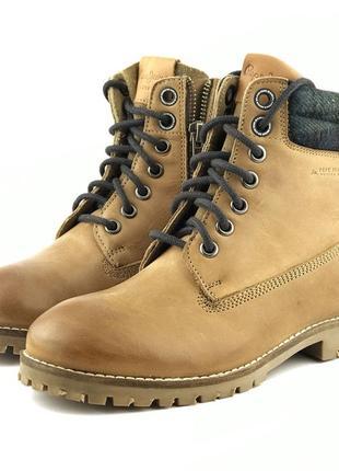 Демисезонные классические ботинки pepe jeans