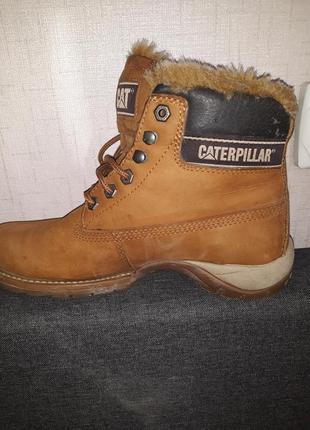 Супер ботинки на зиму катепилары