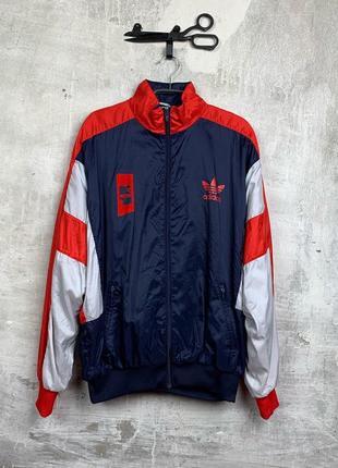 Винтажная олимпийка adidas vintage m