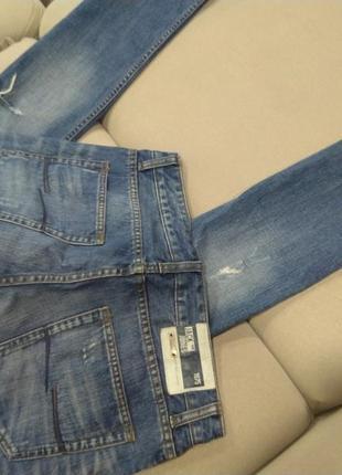 Фирменные джинсы 32/32