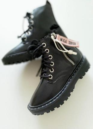 Ботинки от zara