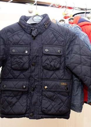 Куртка zara на 4 года