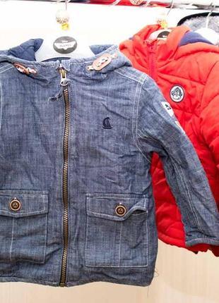 Куртка на 1.5-2 года next