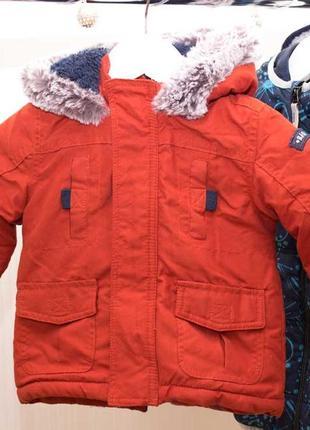 Куртка на 12-18 мес m&co