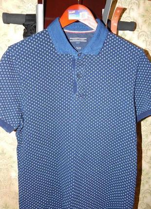 Рубашка-поло tommy hilfiger