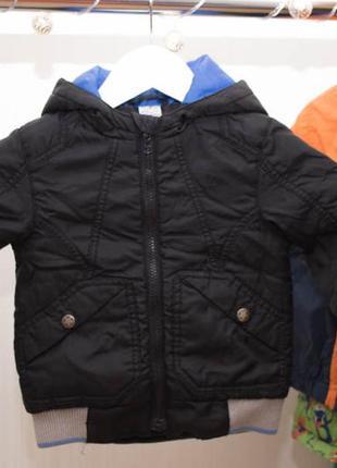 Куртка на 18-24 мес star boy