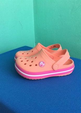 Сабо crocs  crocband clog