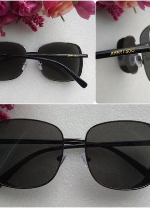 Новые крутые очки с боковой защитой, черные
