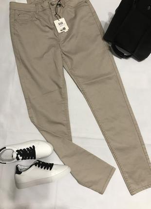 Котоновые штаны1 фото