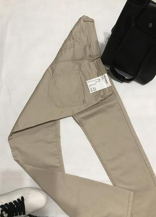 Котоновые штаны5 фото