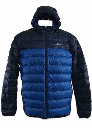 Куртка пуховик eddie bauer размер м и l 650 fillpower