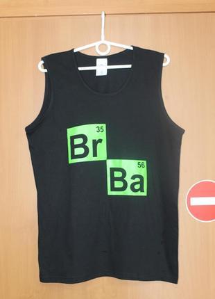 Хлопковая футболка bec collection breaking bad