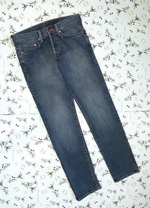 Акция 1+1=3 крутые базовые узкие плотные джинсы h&m, размер 42 - 44