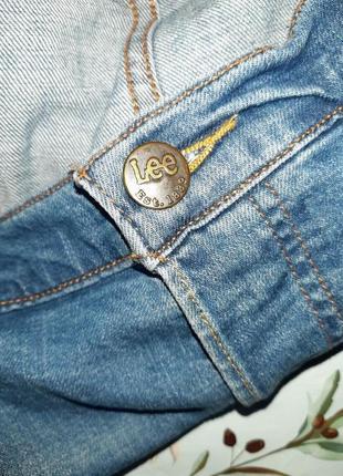 Акция 1+1=3  фирменные базовые узкие джинсы lee, размер 54 - 56, большой размер8 фото