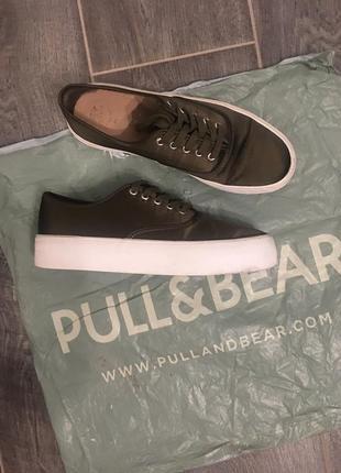 Кеды pull&bear