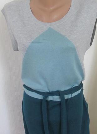 Ostin. женственное стильное платье.s новое