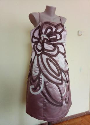 Нарядное платье от известного бренда
